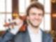 Porträt von Violinist Matthias Well