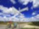 Das Bild sagt mehr als tausend Worte - Radfahren unter bayerischem Himmel