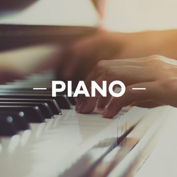 Piano Novel mit Unchanging Sky